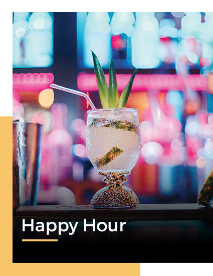 Locale Happy Hour